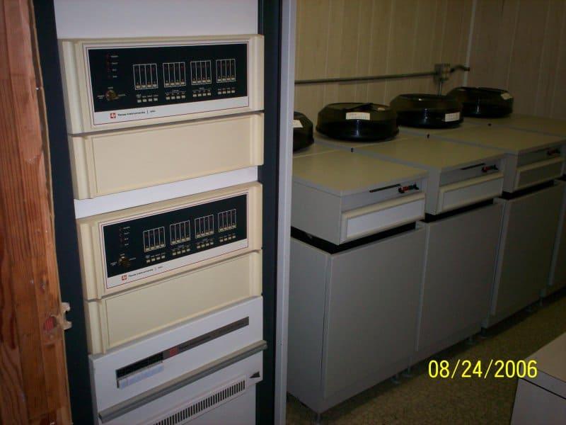 TI 990 Timeshare Computer