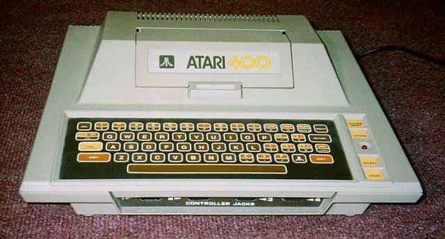 Atari 400 64K memory design