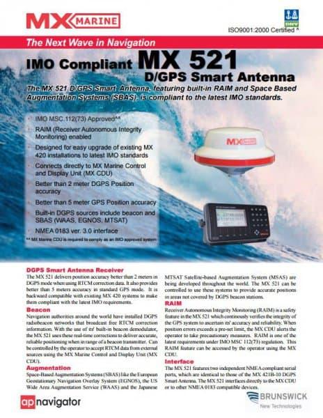 MX-521